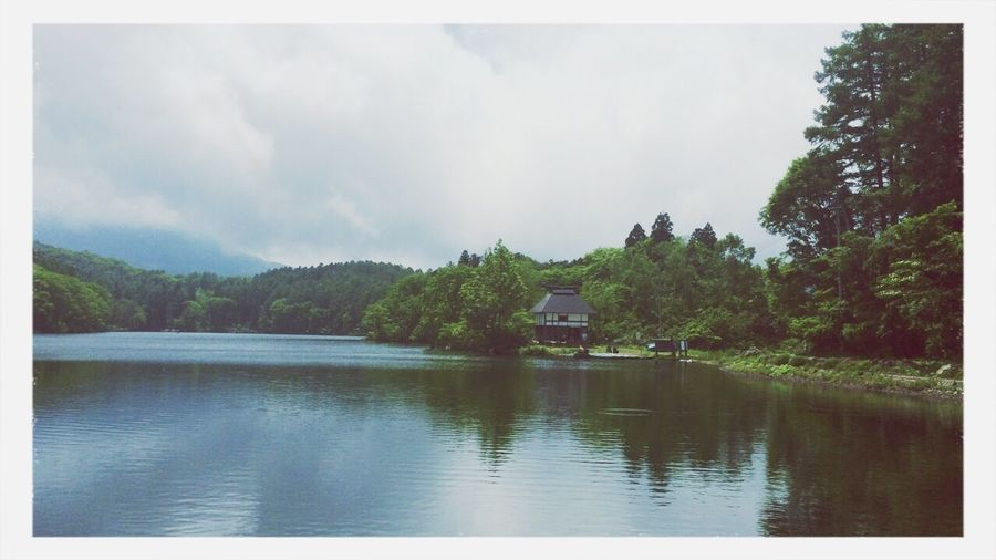 Fromthetrails 斑尾 希望湖 Relaxing