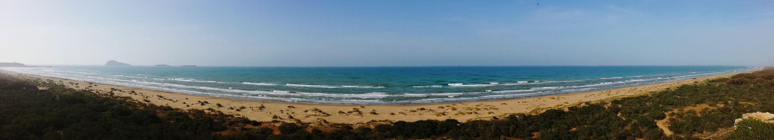 قمقوم الباز Cap De L Eau, Morocco Morocco, Saidia Oujda Morocco Beach Panoramic Nature Beauty Great Morocco سبحانك ربي a magic view, i definitely love this place