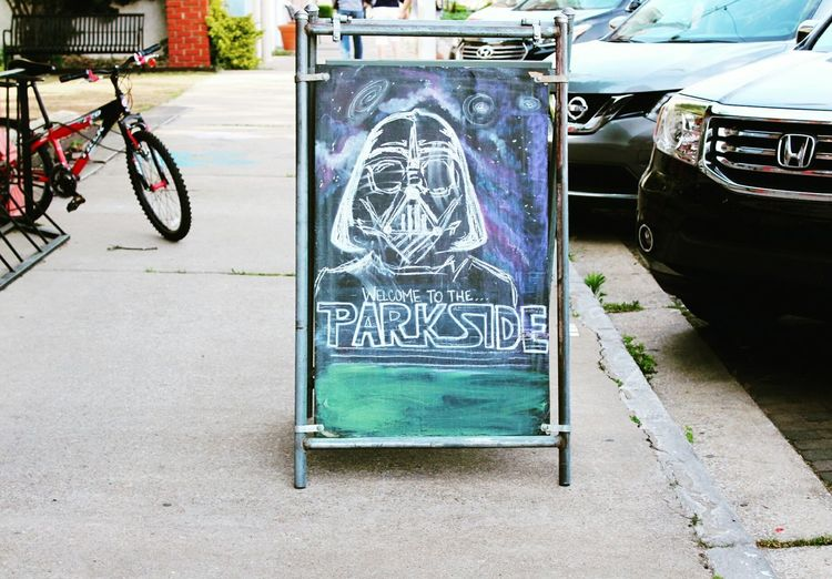 Parkside Public Welcome To The Parkside Welcome To The Dark Side Restuarant Good Eats Goodvibes Chill Rogers, Arkansas