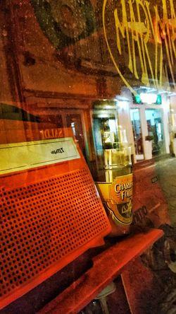 vetrina, 2017 - Text Communication Indoors  Illuminated Day No People LP Vinile Vinil Record Riflection Variation Arts Textured  Night Photography - In Caserta, Italy