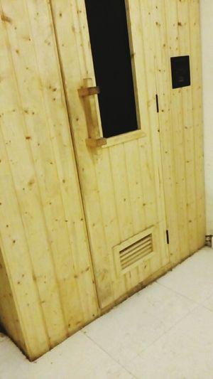 Saunaroom Wooden Gymcalling