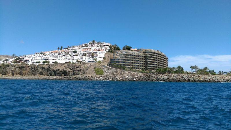 Contrast Gran Canaria Atlantic Ocean Shiptour Summer ☀