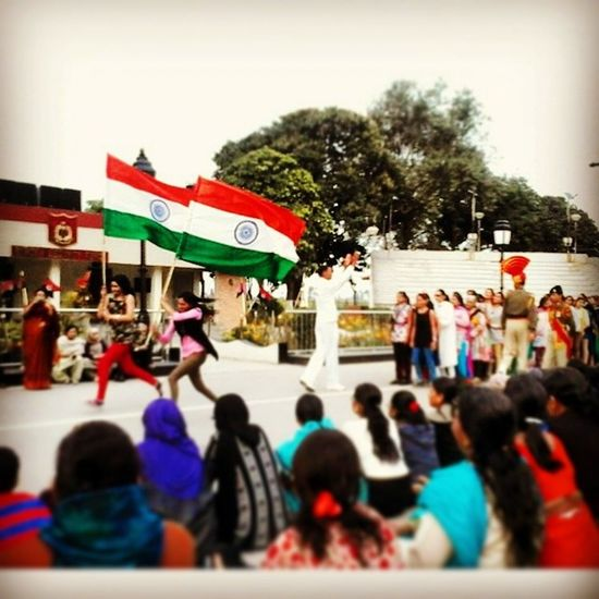 TBT  Throwbackthursday  Throwbackthursdays Tbts Tagsforlikes Throwback Tb Instatbt Instatb Reminisce Reminiscing Backintheday Photooftheday Back Memories Instamemory Miss Old Instamoment Instagood Amritsar Wagha Border India Pakistan travel trip flag patriotic @indiapictures