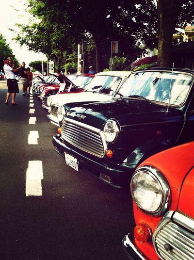 Mini maxi. Streetphotography Car Eye4photography  EyeEm Best Shots