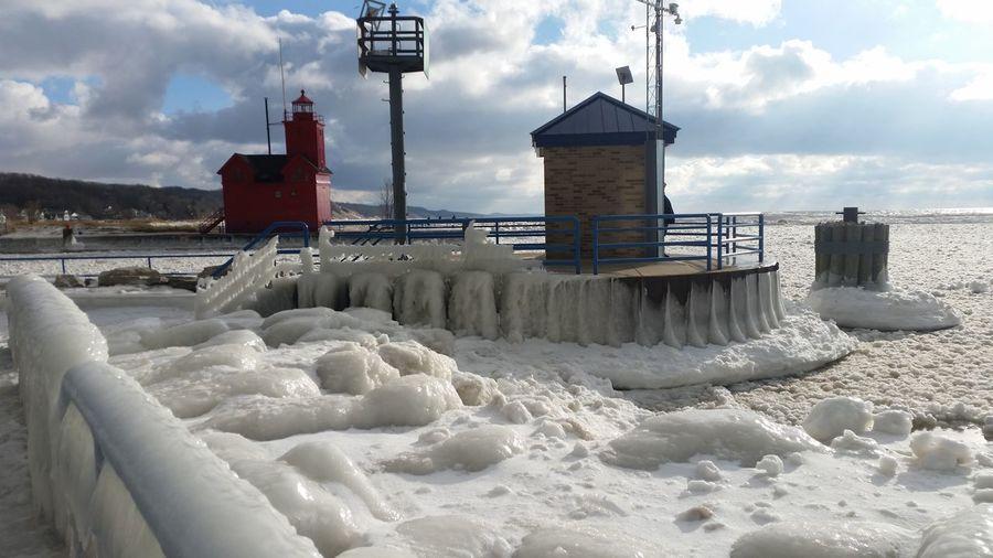 Holland❤ Holland Holland Pier michigan Lake Michigan Lighthouse First Eyeem Photo