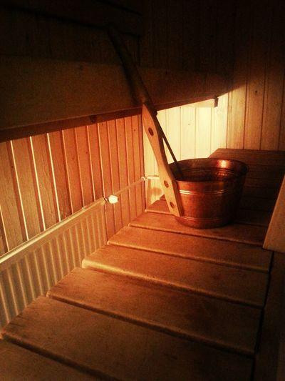 Friday Sauna