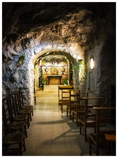 The church is hewn in the mountain. Travel Destinations Turistic Attractions Hungary Tredition The Church Is Hewn In The Mountain Water