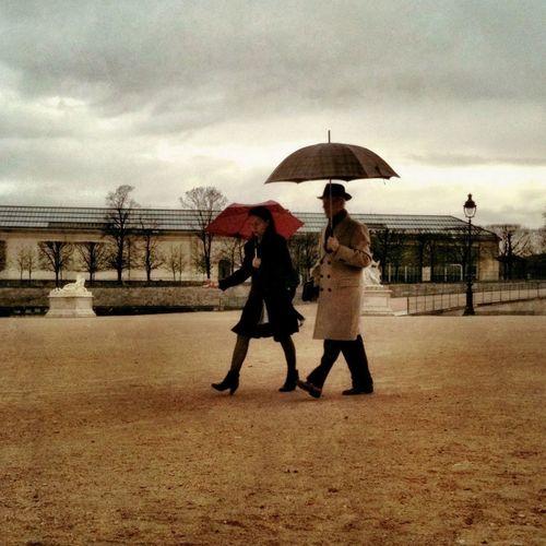 #Paris #iphoneography #Umbrella