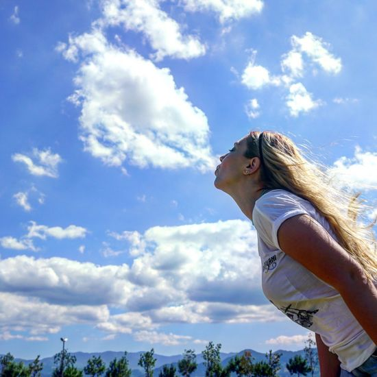 Mix Yourself A Good Time Gameofthrones Targaryen Sky Cloud - Sky Day Women Outdoors Nature People Blue Mezzomix Kocaeli TheWeekOnEyeEM Second Acts EyeEmNewHere