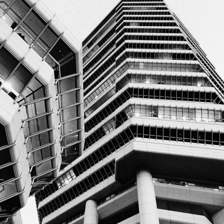 Singapore Architecture_bw Blackandwhite Architecture Urban Geometry The Architect - 2015 EyeEm Awards