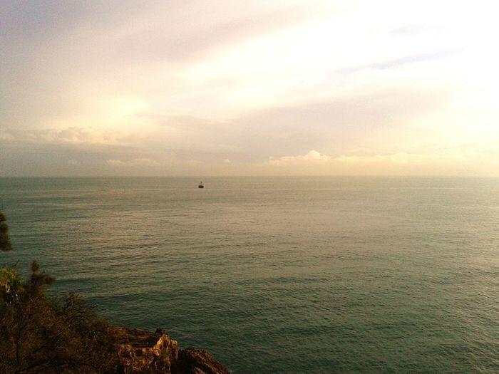 Manzara Antalya Deniz