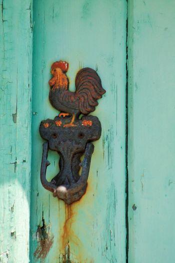 Close-up Deterioration Door Doorknob Doorknob Old Metallic Old Outdoors Rusty Weathered Wood - Material