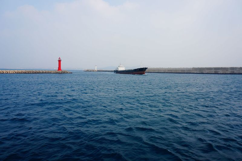 Blue Wave Ship
