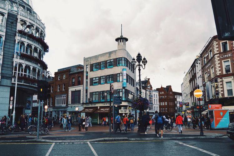 Battle Of The Cities Dublin Ireland Trip