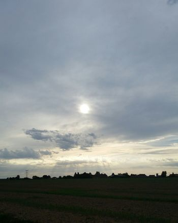 Hello World First Eyeem Photo Clouds Sky Clouds And Sky France Picardie Oise