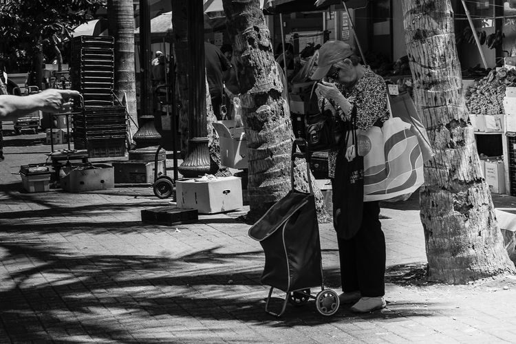 Lady in China town Streetphotography EyeEmNewHere Chinatown