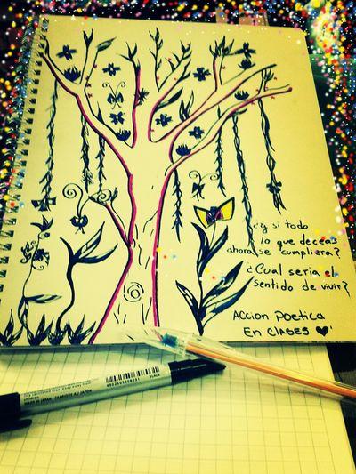 accion poetica ♥ en clases :3