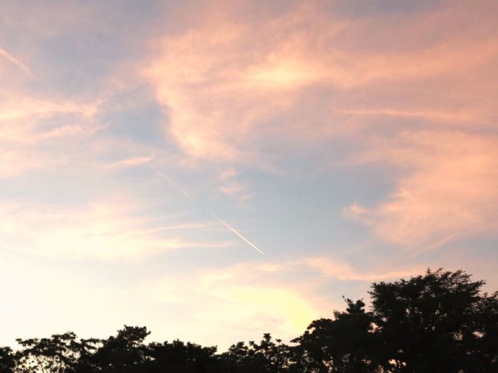 夕空 The Evening Sky Thank You Today 夏空