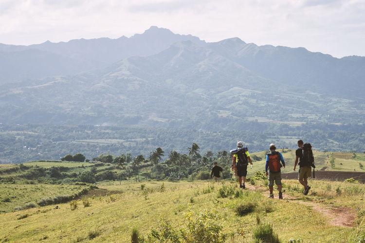 Mountain Outdoors Mountain Range Beauty In Nature Nature Phmountains Mountains Eyeem Philippines Mountaineering Philippines Batulao Batangas Talamitam
