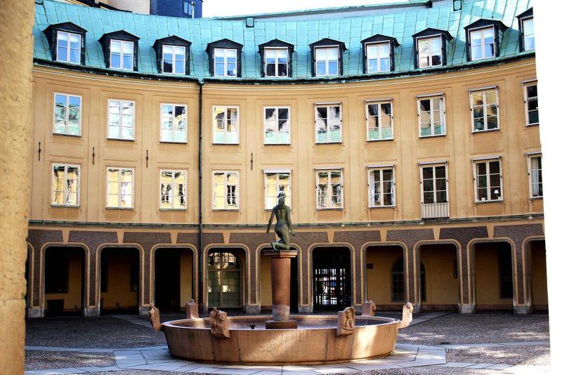Arkitektur Arkitecture_details Stockholm, Sweden Stockholmstad