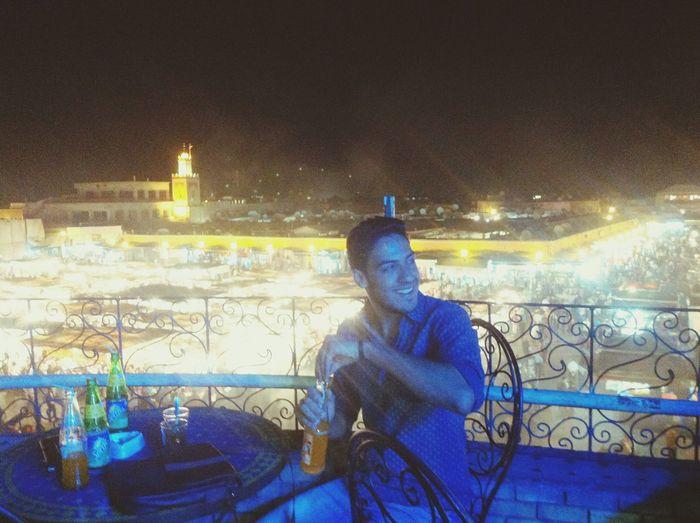 Marrakesh Morocco Summer