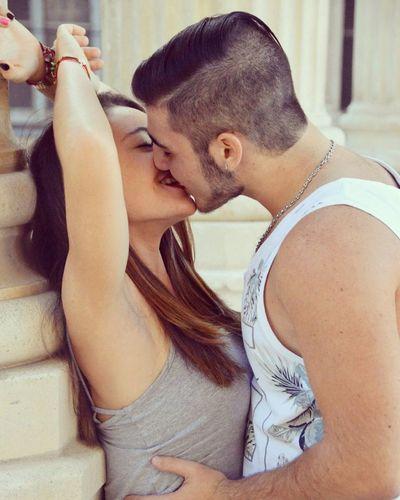Alicia & Jordan. Amour Amoureux  Couple Couple - Relationship Baiser Sourire Lucileaphotographie