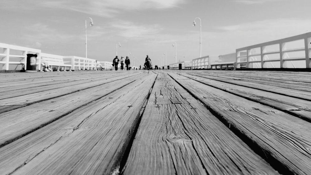 People Molo Sopot Poland Blackandwhite Baltic Morze Bałtyckie Ludzie Wakacje Moments
