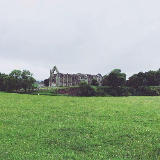 Bolton Abbey Architecture