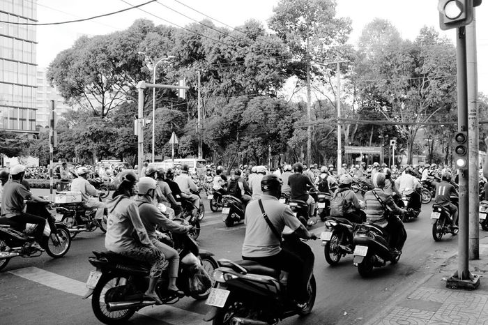 Riding Mob.. Transportation Bicycle Mode Of Transport Motorcycle Cycling Land Vehicle Riding Large Group Of People Biker Road Outdoors People Ho Chi Minh City Saigon Vietnam EyeEm Selects The Great Outdoors - 2017 EyeEm Awards The Photojournalist - 2017 EyeEm Awards Travelphotography Eyeem Philippines Live For The Story Tourism Travel Destinations