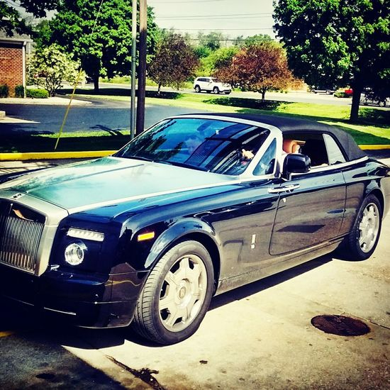 Car Transportation Rolls Royce Rolls Royce Phantom Indianapolis