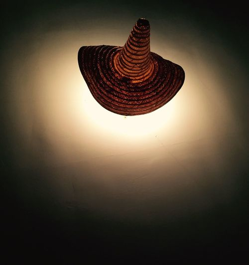 Upside Down Hatonlights Lamphat Taking Photos Suspension Bedroom Light Bedroomhat Mexican Style Protection Symbol