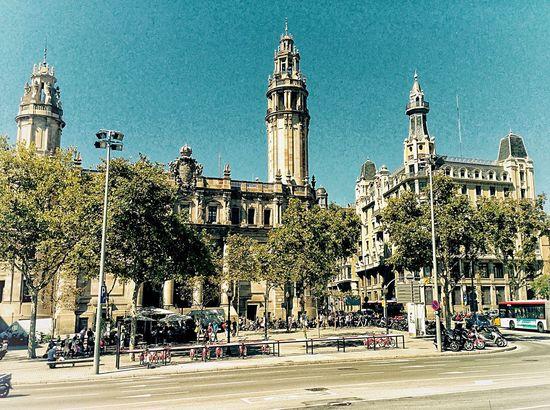 Gezgin İspanya'da... Barcelona, Spain