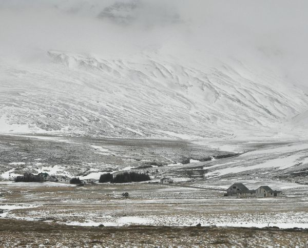 Humble by comparison. .. Houses Dwelling Dwellings Mountains Snow Iceland Montagne Montañas Nevadas горы дома снег