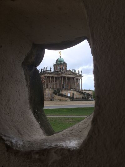 #Potsdam Ancient Ancient Civilization Arch Architectural Column Architecture Building Exterior Built Structure Castle Day Dome History Indoors  Nature No People Old Ruin Place Of Worship Religion Sky Spirituality Tourism Travel Travel Destinations