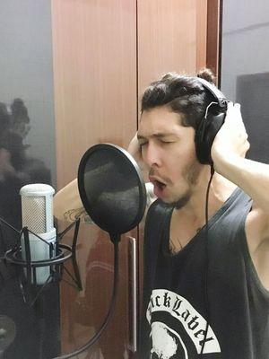 Recording Session Recording Studio Recording Music Recording Vocals Metal Music
