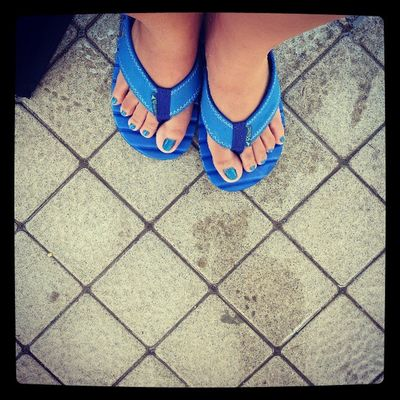 BLUER THAN BLUE~ ♡ Summerescape2013