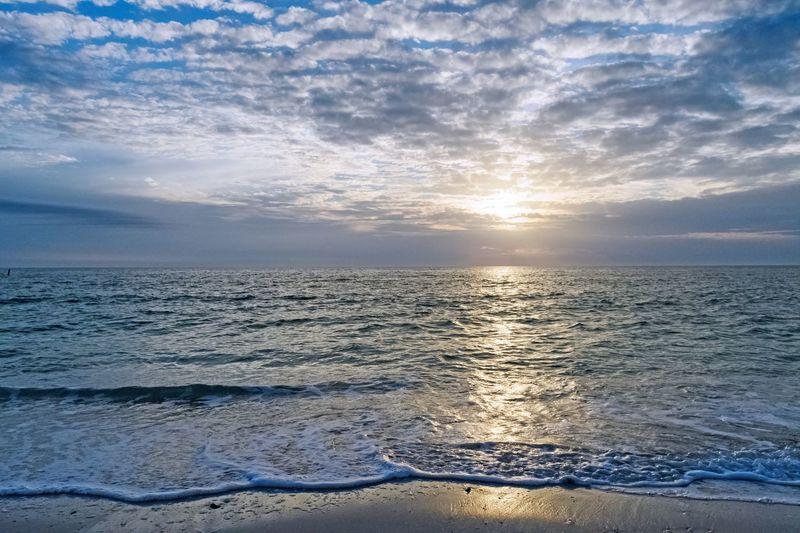 Sky Water Sea