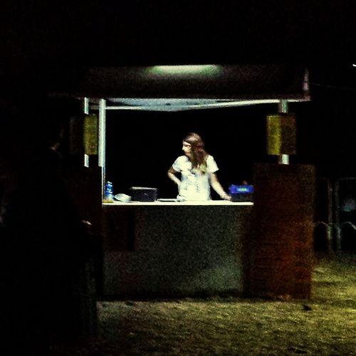 Kiosk Chiaroscuro Gallery Night Lights