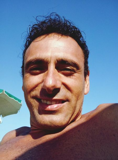 Smiling Smiling Face Summer 2016 That's Me Relaxing Solanas Beachphotography Enjoying Life Hi! Mare Mediterranean  Faces Of EyeEm