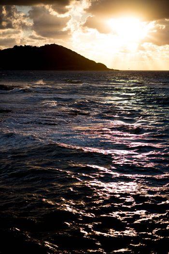 Sunset Hanlim Jejudo Jeju JEJU ISLAND  Jeju_korea