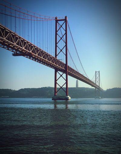 Alcántara Bridge Lisbon Amazing View Saad