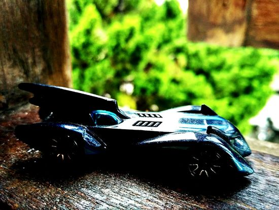 Toy Car Vehicle Selective Focus Toyphotography Toys Toys4life HotWheels Hotwheelsindonesia Hotwheelspics Hotwheelscollection Close-up Single Object Side View Batmobile Batman