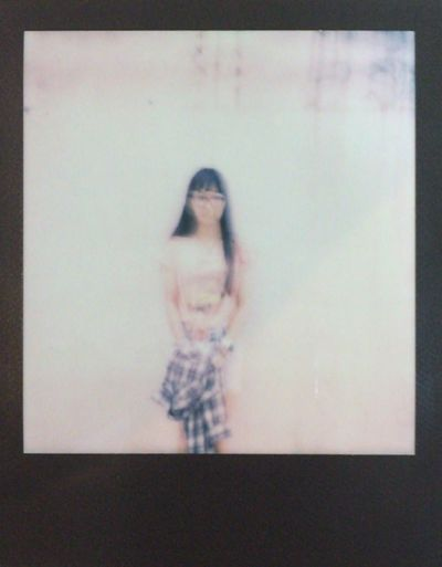 Hi! Polaroid Girl Friend