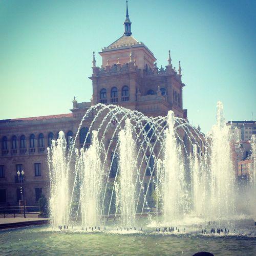 Valladolid Pucela Ciudades Fuentes