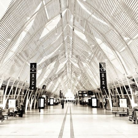 Indoors  Airport Architecture Travel Built Structure Travel Destinations Transportation Tourism Airport Departure Area Transportation Building - Type Of Building Journey Day People