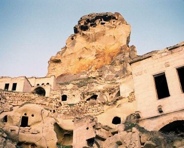 Stone to Home Capadoccia Mountain House Stone Revolution EyeEm