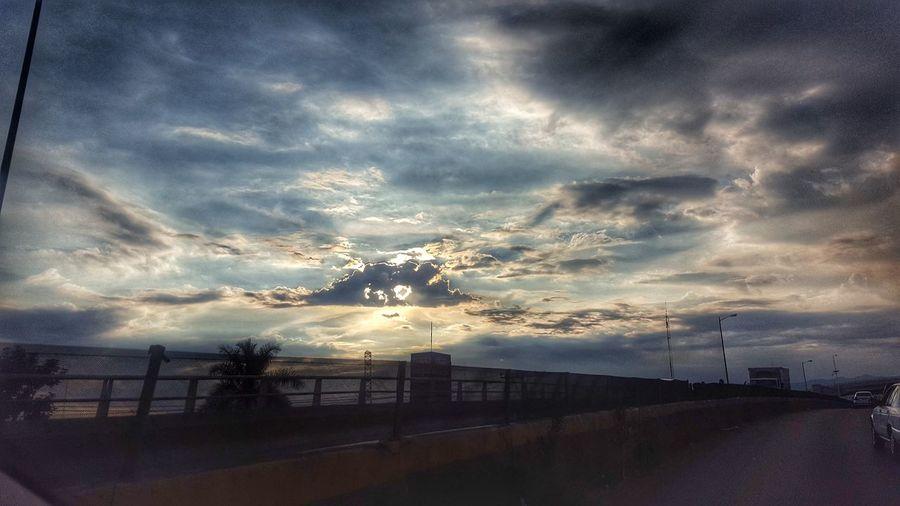 Nube Sonriendo skylover Smile☁ sunset Beauty In Nature