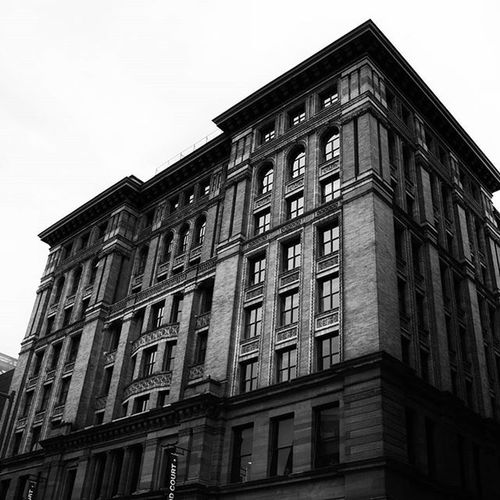 Philadelphia Liberty Philly Building Architecture Streetphotography Blackandwhite Bnw Perspective Travel Adventure Nikon D3300