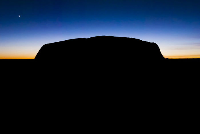 Beauty In Nature Clear Sky Copy Space Day Landscape Mountain Nature No People Outdoors Rock - Object Scenics Silhouette Sky Sunrise Silhouette Tranquil Scene Tranquility The Great Outdoors - 2017 EyeEm Awards