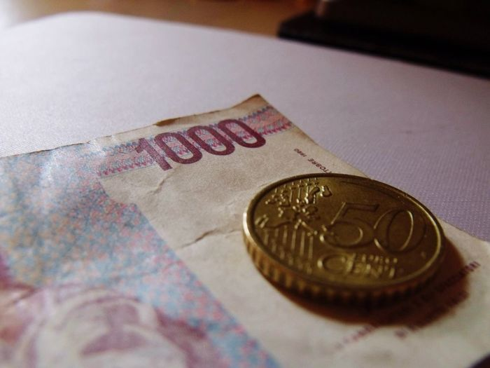 Euro Lire Denaro Money